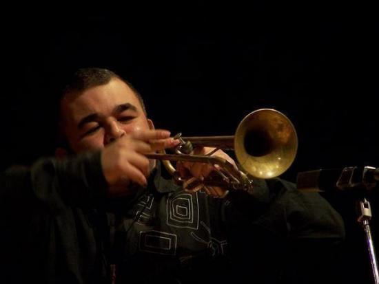 Riccardo Pittau tromba